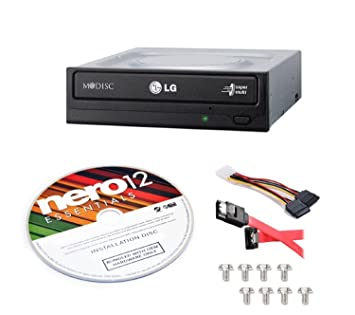 LG GH24NS72 Internal DVD M-Disc Drive Driver (2019)