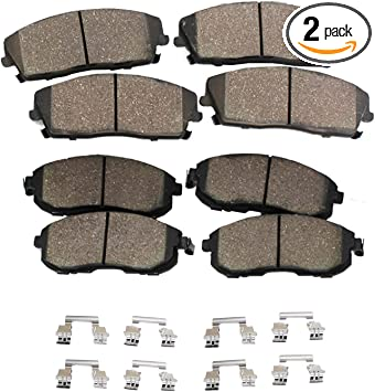 Genuine Nissan Maxima Front Brake Pads 2004 2005 2006 2007 2008 Free Shipping!!