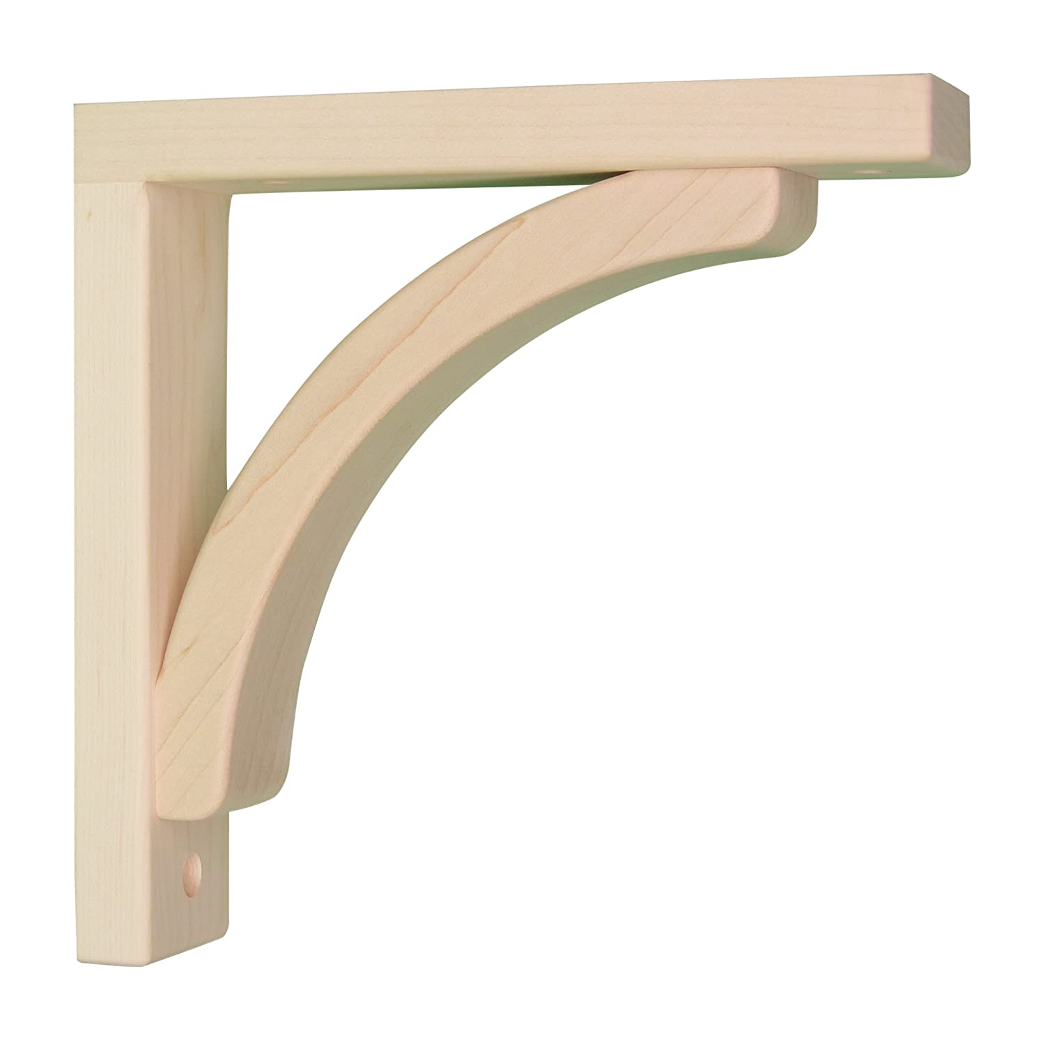 Maple Cove 8 Corbels for Pre-Installed Countertops