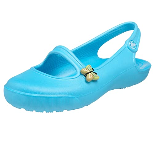 b1a636746 Crocs Girls Gabby Electric Blue