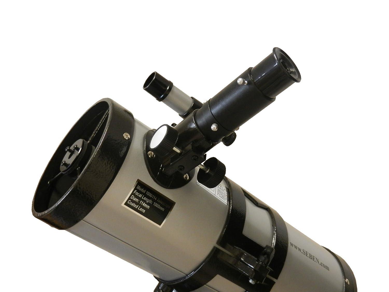 Seben télescope réflecteur zoom 1000 114 star sheriff big pack kt4