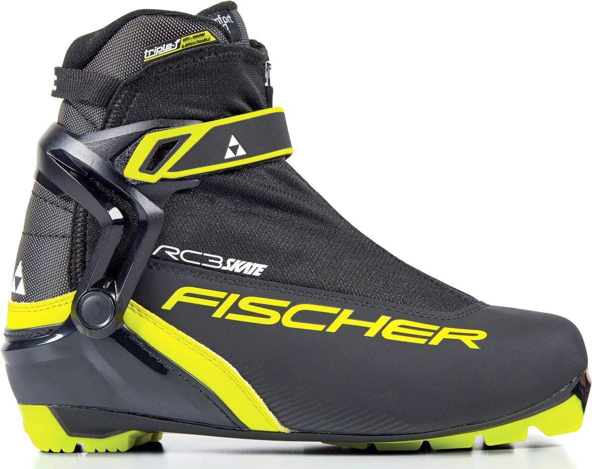 Fischer RC 3 Skate XC Ski Boots Mens