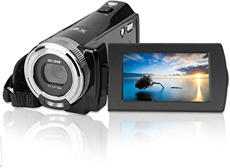 Stoga C8 Digital Videocámara 16MP Alta Definición DV DVR 2,7 ...