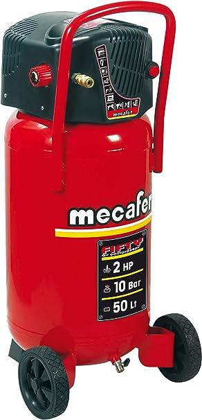 Mecafer 425090 - Compresor (50 L): Amazon.es: Bricolaje y herramientas