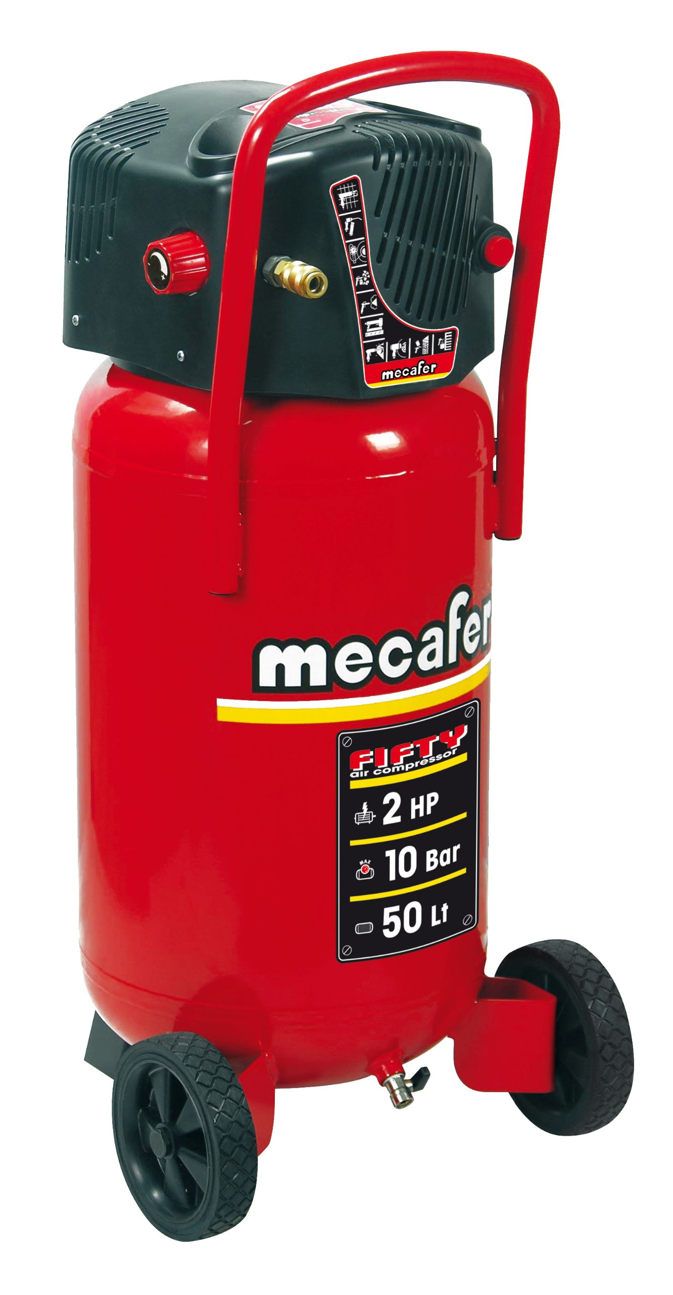 Mecafer 425090 - Compresor (50 L) product image
