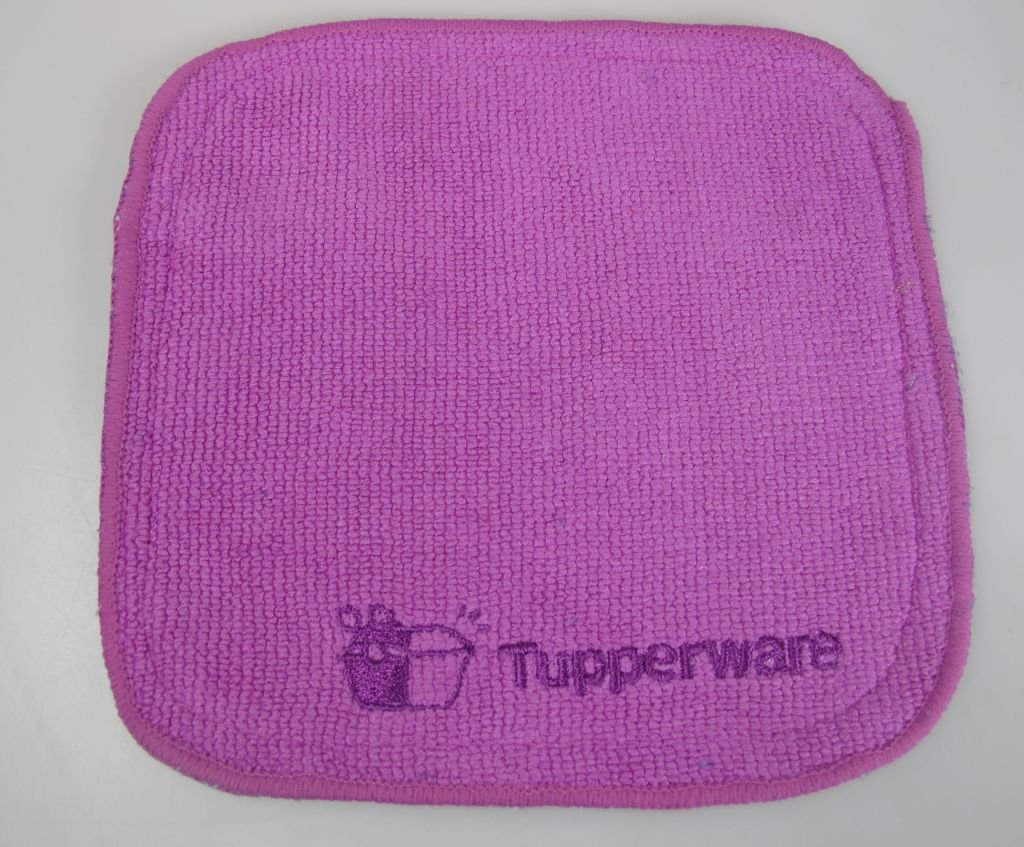 TUPPERWARE P01 Panno Ultra in Microfibra porpora 9911