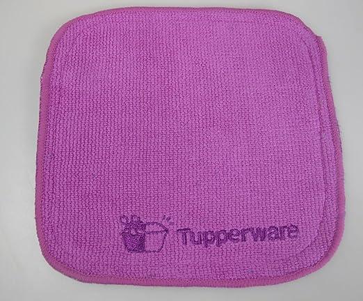 TUPPERWARE Microfibra Paño Ultra para pulir limpieza púrpura ...