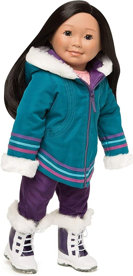 Maplelea Canadian Girl Aputi Parka for 18 Inch Dolls