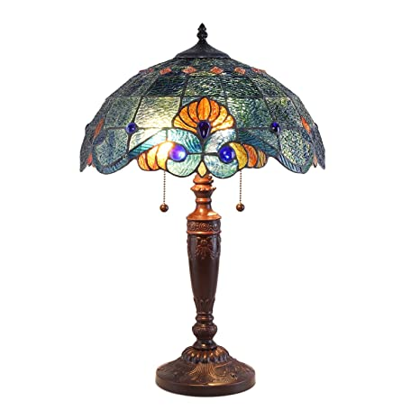 Can help vintage glass table lamp really surprises