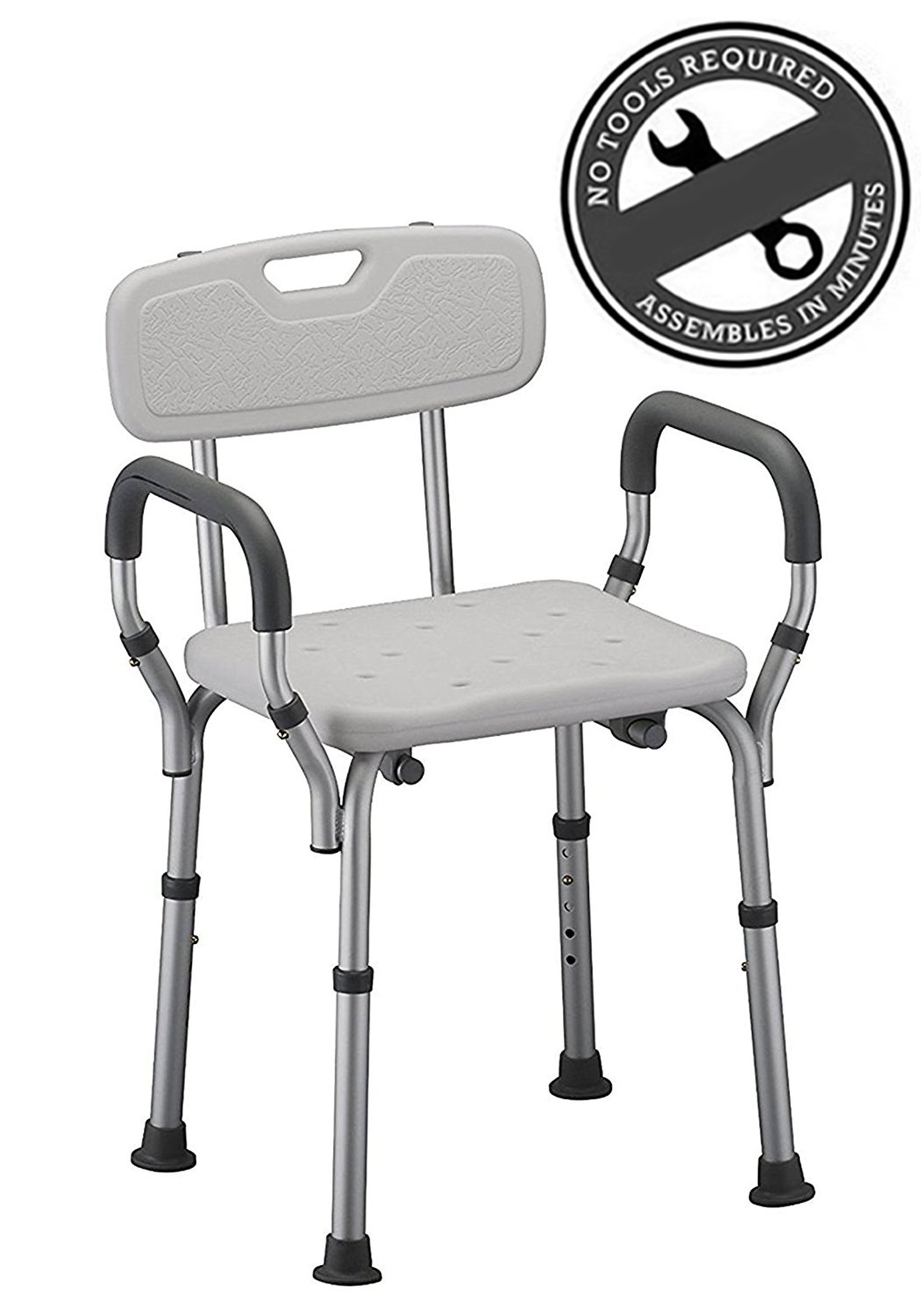 Amazon Deluxe Bathroom Safety Rail Health & Personal Care
