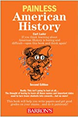 Painless American History (Barron's Painless) Paperback