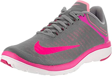 Nike 852448-002, Zapatillas de Trail Running para Mujer, Gris (Cool Grey/Pink Blast/Fire Pink/White), 36 EU: Amazon.es: Zapatos y complementos