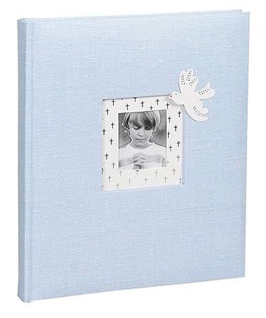 Baby Middle Fotoalbum in 29x32 cm 60 weiße Seiten Foto Album Fotobuch