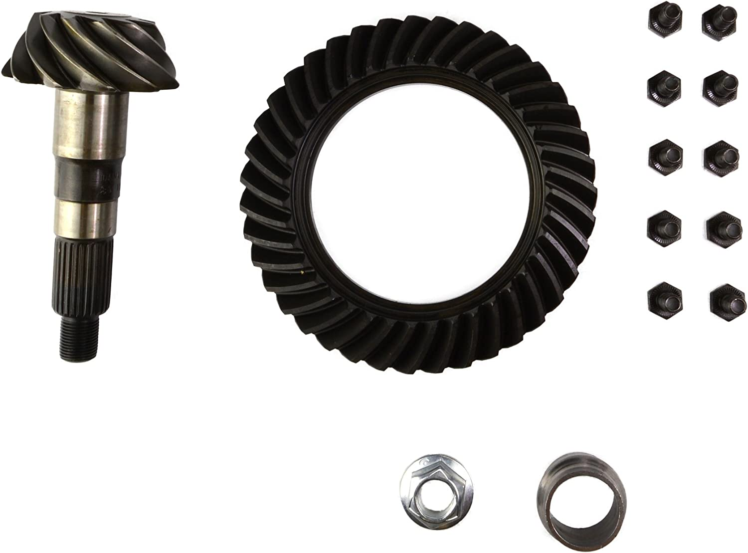 SVL 76385-5X Differential Ring and Pinion Gear Set for DANA 30 3.55 Ratio