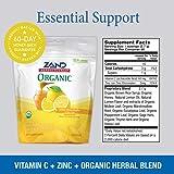 HerbaLozenge Organic Lemon Honey Soother 80ct