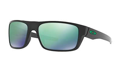 679163bd75 Image Unavailable. Image not available for. Color  Oakley Drop Point Sunglasses  Black Ink with Jade Iridium Lens ...