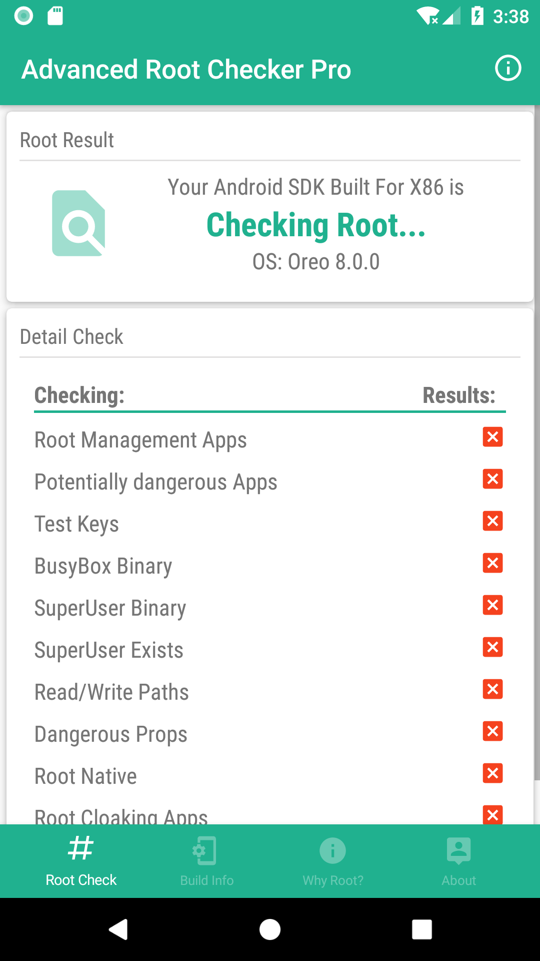 Amazon com: Advanced Root Checker: Appstore for Android
