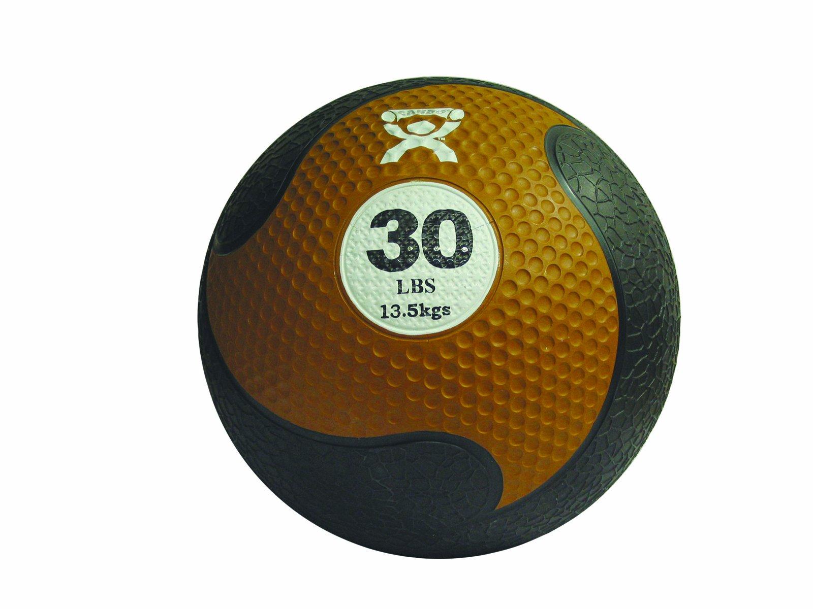 CanDo Rubber Medicine Ball