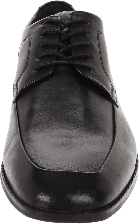 Cole Haan Mens Kilgore Apron Toe Lace Up Business Casual Oxfords Dress Shoes
