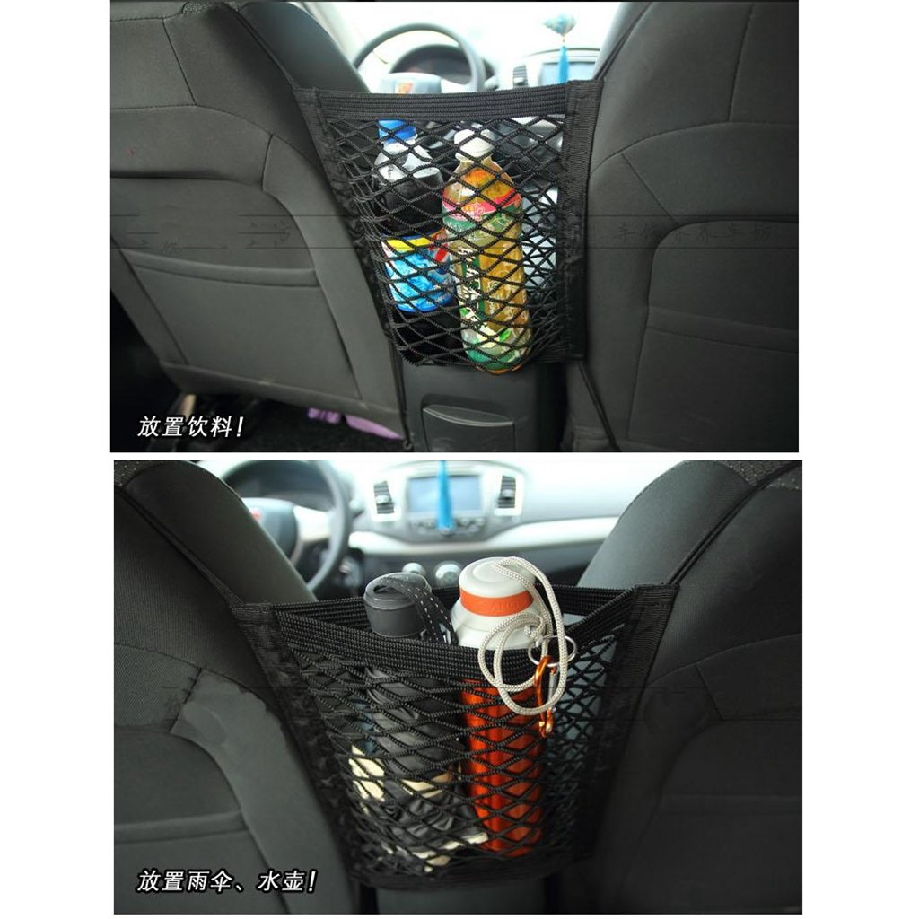 Pickup LKW-Ladefl/äche LDA GET Fresh verstellbare elastische Kofferraum-Gep/äcktr/äger-Nylon-Netz-Auto-Hecknetz f/ür SUV mit Utility Free Bonus-Haken zum Befestigen ohne zu st/öbern