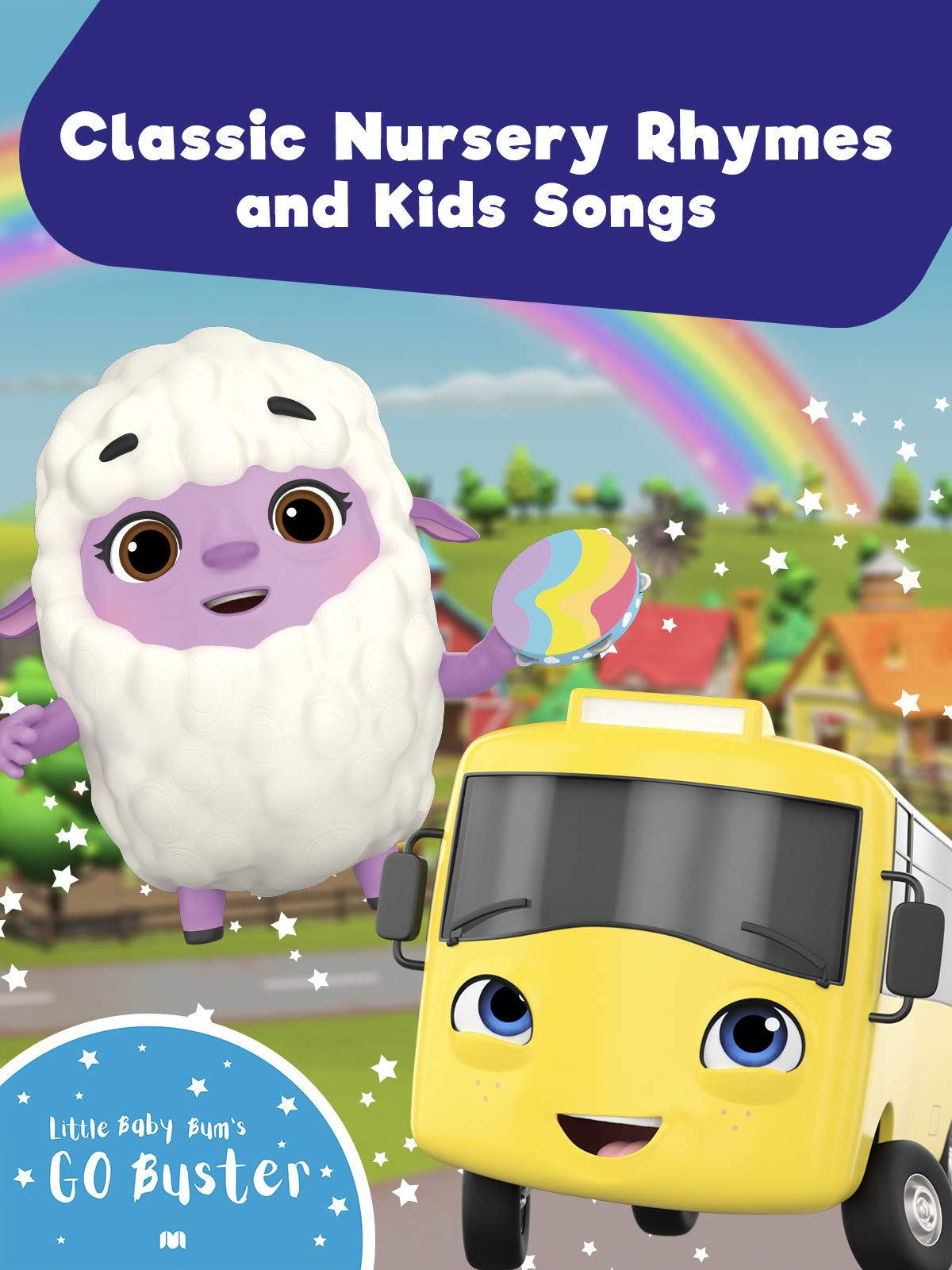 Go Buster  - Classic Nursery Rhymes and Kids Songs on Amazon Prime Video UK