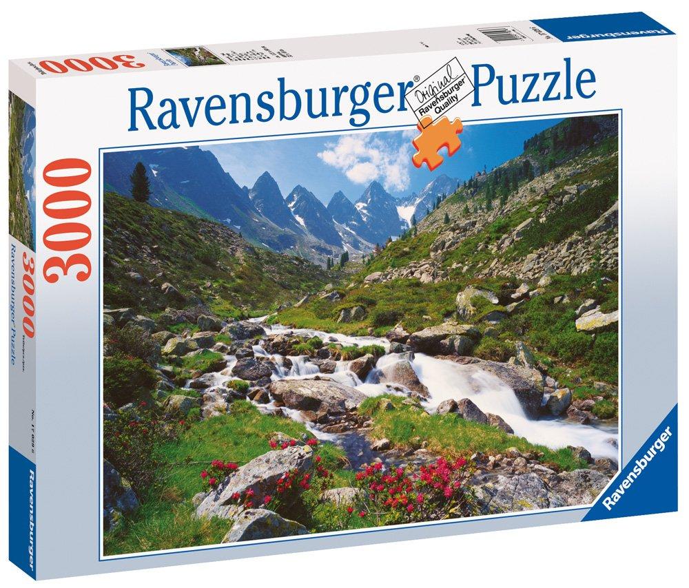 3000ピース ジグソーパズル Berge オーストリア山脈 Öster.,Sellrainer Berge ジグソーパズル (121 x 80 cm) (121 B000MDJC0O, シューズショップ KONI KONI:f1086378 --- sharoshka.org