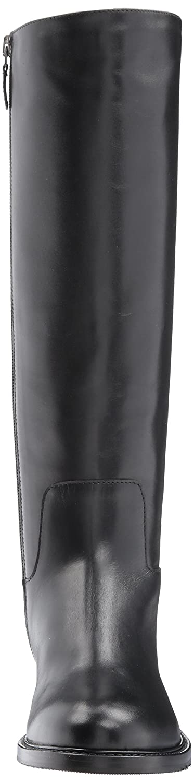 Aquatalia Women's Bryana Calf Knee High Boot B06XP1QKDZ 5.5 M M US|Black