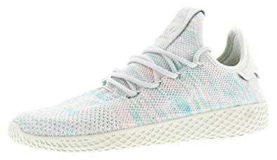 263b347cb86 Image Unavailable. Image not available for. Color  adidas Originals Women s  Pharrell Williams Tennis Hu Trainers ...