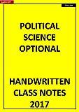 Vajiram Shubra Ranjan IAS Political Science Optional Class Notes(7 Booklets Photocopy)