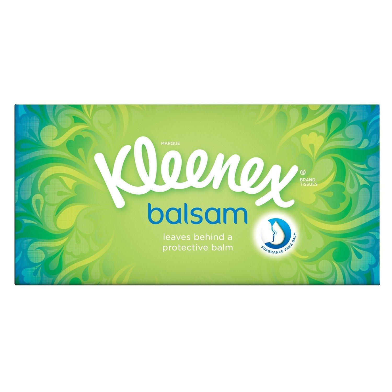 KLEENEX Balsam Tissues Kimberly-Clark 2348605