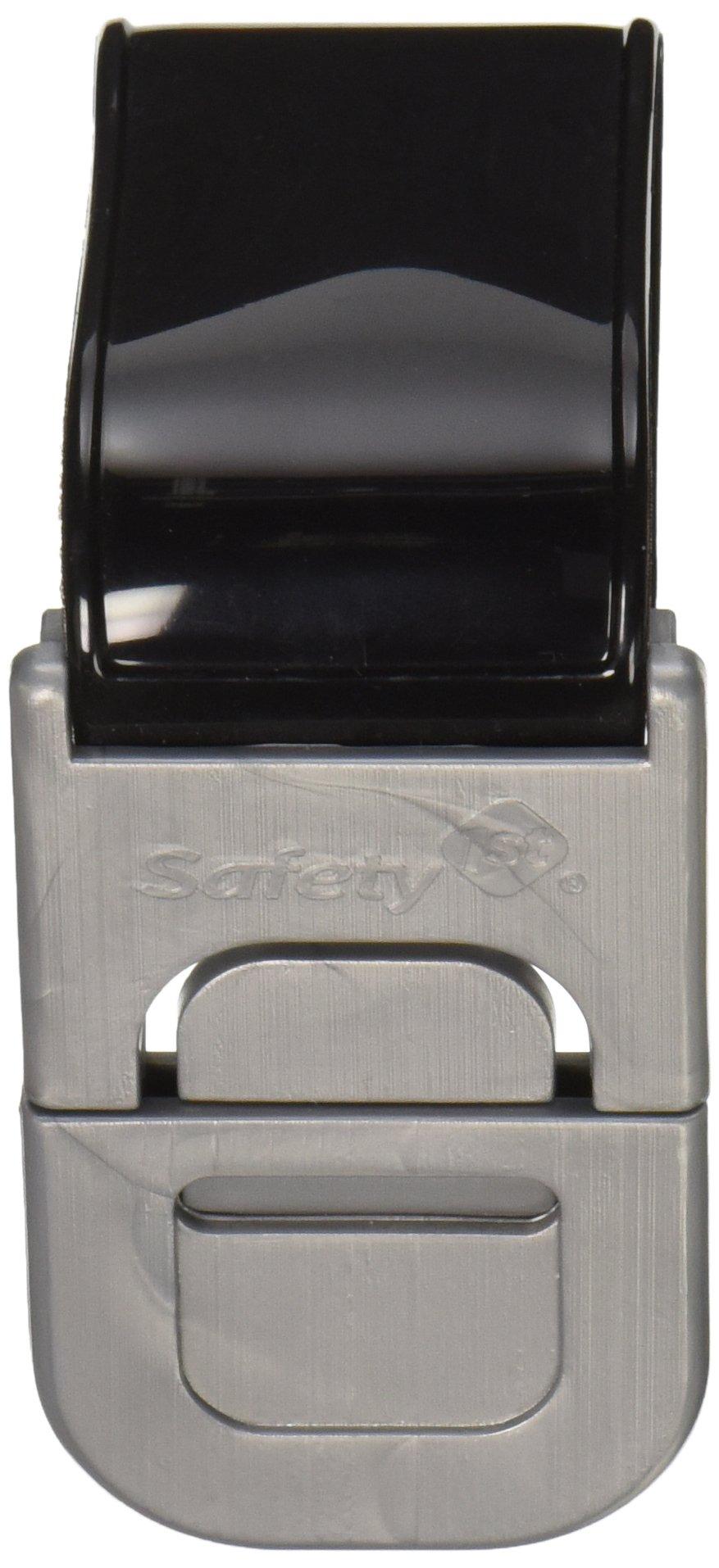 Safety 1st Multi-Purpose Appliance Lock (Décor) HS148 Color: Black - 4 Count
