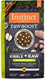 Nature's Variety Instinct Raw Boost Grain Free Recipe Natural Dry Dog Food by