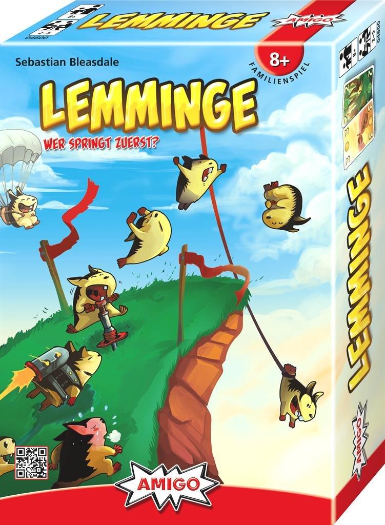 AMIGO 04600 - Lemminge, Brettspiel