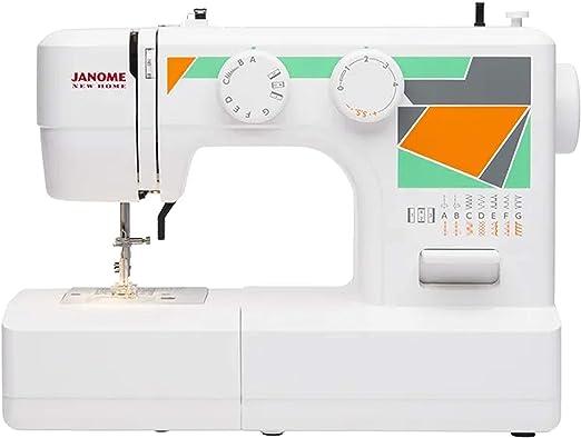 Janome MOD-11 Máquina de Coser fácil de Usar con 11 Puntadas y 5 ...