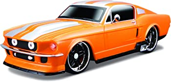 Maisto R/C 1:24 Scale 1967 Ford Mustang GT Radio Control Vehicle