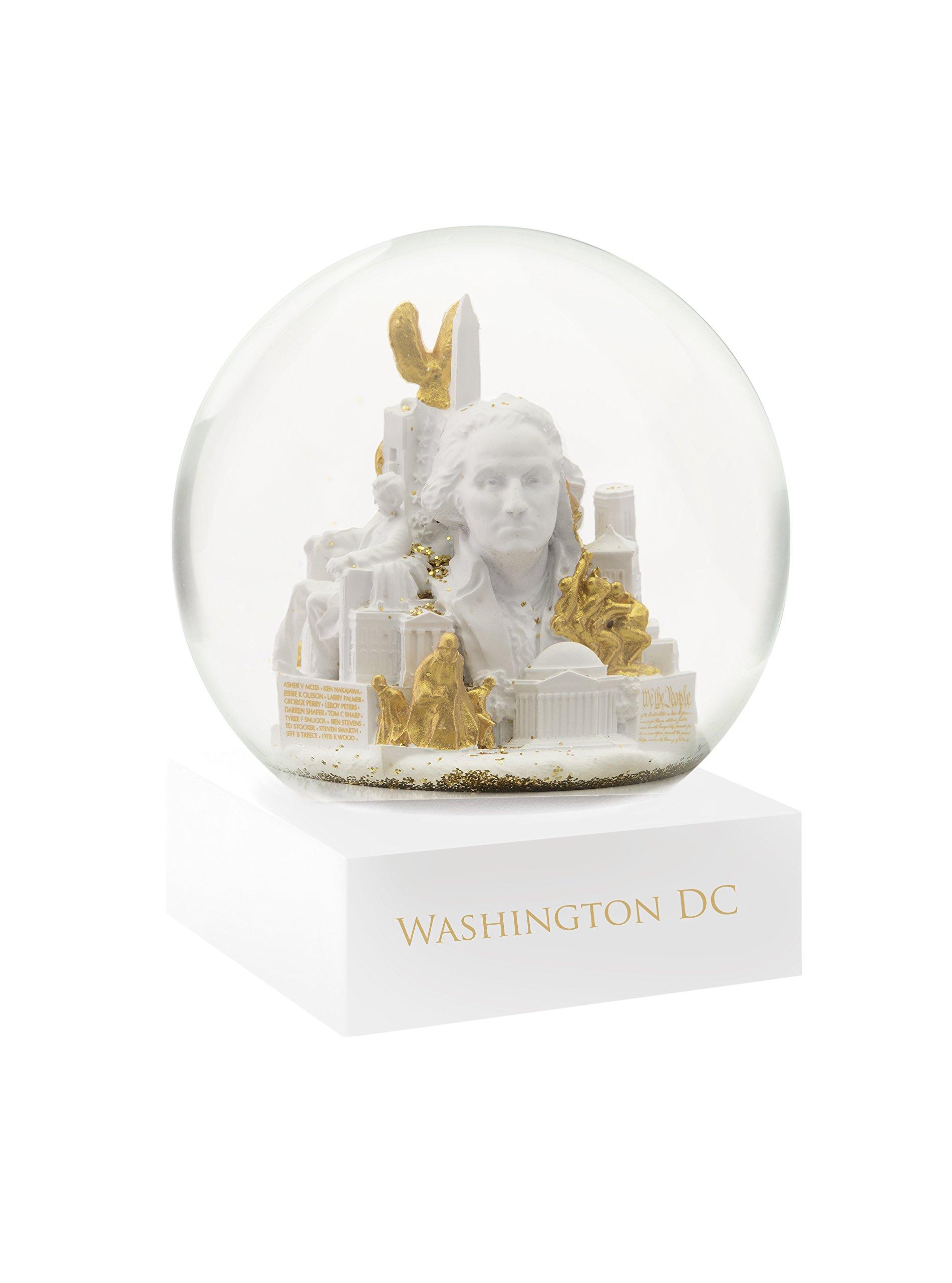 CoolSnowGlobes Washington, D.C. Cool Snow Globe