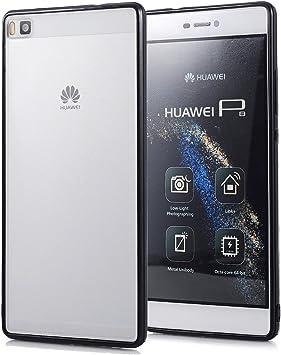 Arbalest® Funda Huawei P8 Grace, [Hybrid Bumper] [Absorción de Choque] Protectora Hybrid Bumper Case Funda Para Huawei Ascend P8 (pantalla 5.2