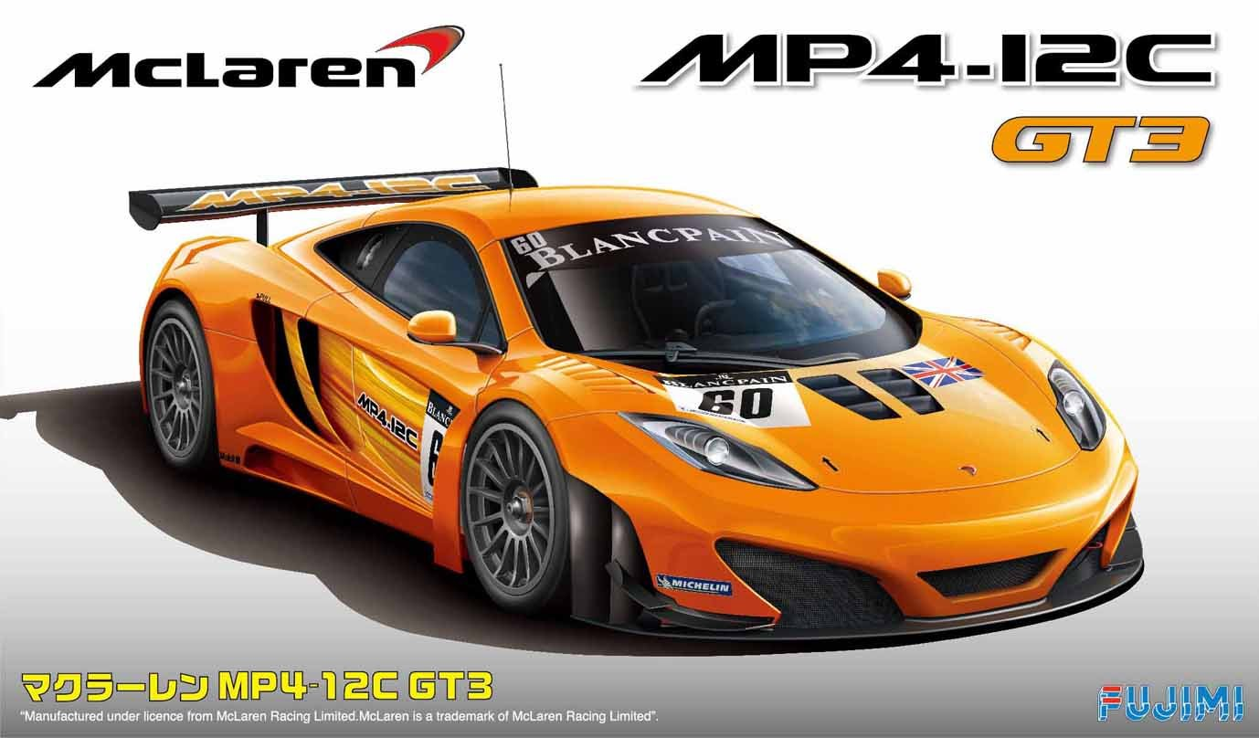 mclaren mp4 12c gt3 special edition. amazoncom 124 real sports car series no44 mclaren mp412c gt3 by fujimi toys u0026 games mp4 12c special edition