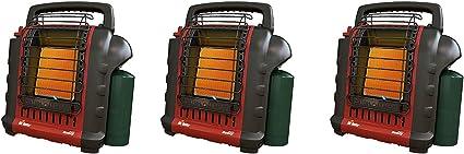 Mr Heater Little Buddy 3800 BTU Heater Portable Camping Hunt Fishing Tailgate