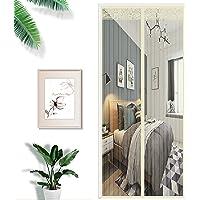 Magnetische Fly Screen Door Full-frame Adhesive Vliegend Insect Screen/Gordijn Deur Anti-mug Curtain Keep Bug Out Let…