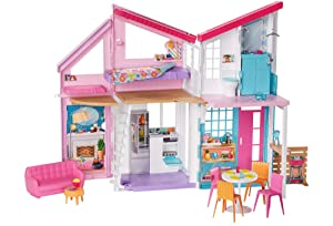 Barbie Malibu House Playset