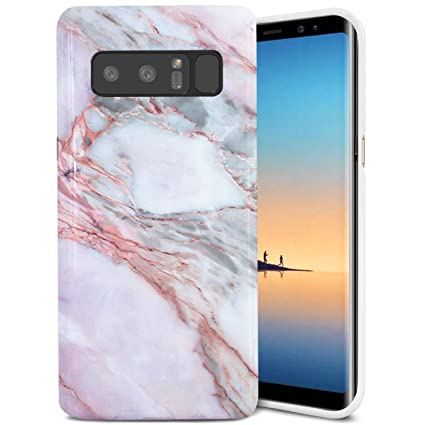Amazon.com: ZUSLAB - Carcasa para Samsung Galaxy Note 8 ...