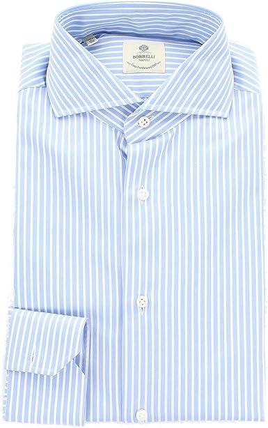 Luigi Borrelli Luxury Fashion Hombre FELICE5084LIGHTBLUE Azul ...
