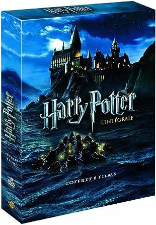 Harry Potter - l'Intégrale des 8 Films - Le monde des Sorciers de J.K. Rowling -
