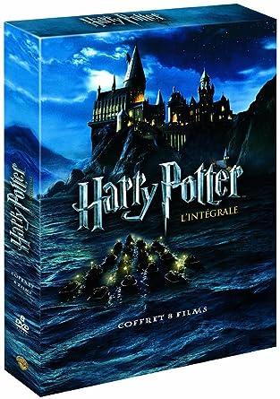 Harry Potter - Lintégrale des 8 films [Italia] [DVD]: Amazon.es ...