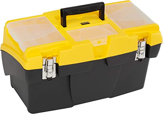 Stanley 1 92 911 Boîte à Outils Jumbo Cantilever 495 Cm 19 12