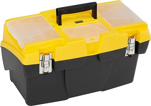STANLEY 1-92-911 - Caja de herramientas con cierres metalicos ...