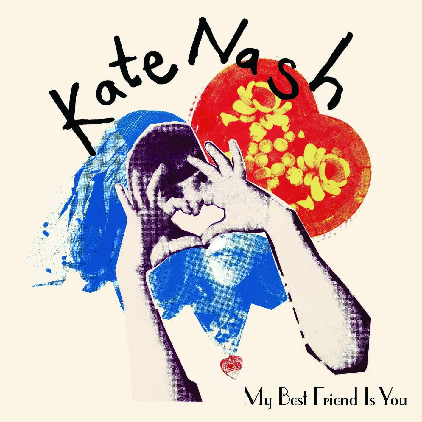 Vinilo : Kate Nash - My Best Friend Is You (180 Gram Vinyl)