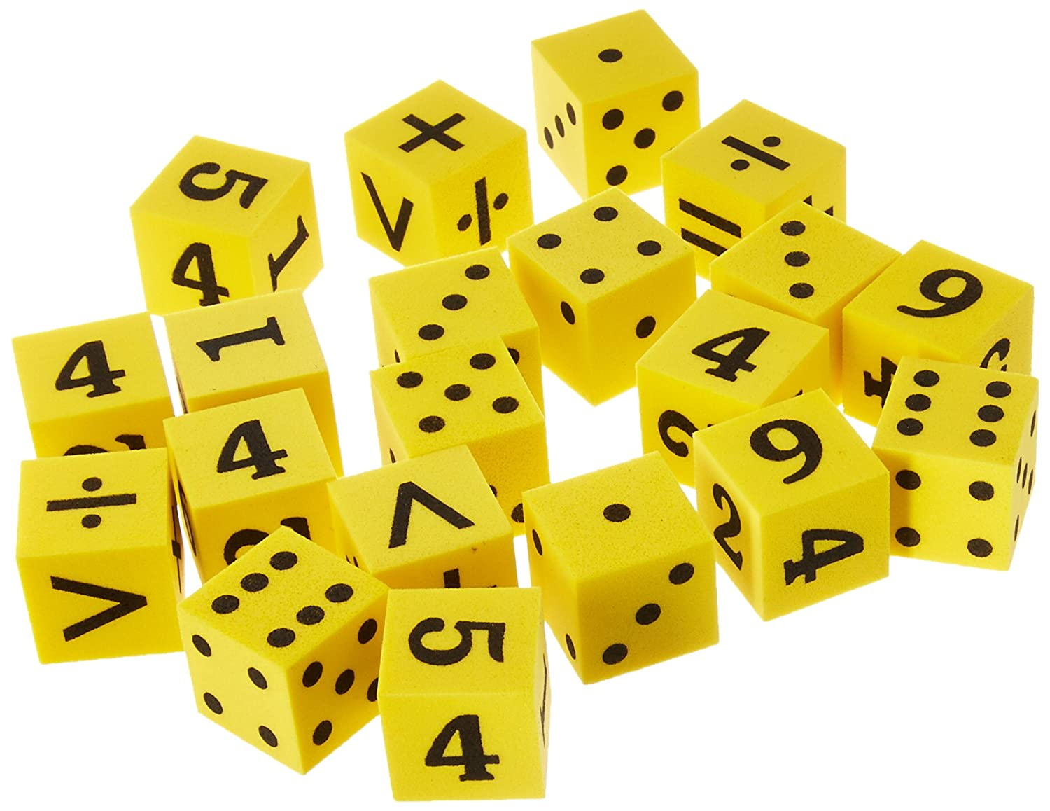 Didax Educational Resources Hands on Math Dice