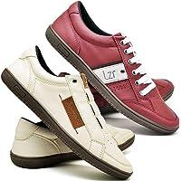 Tênis Masculino SnapShoes Kit com 2 Pares